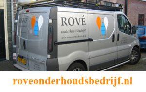 Sponsor_Rove Onderhoudsbedrijf